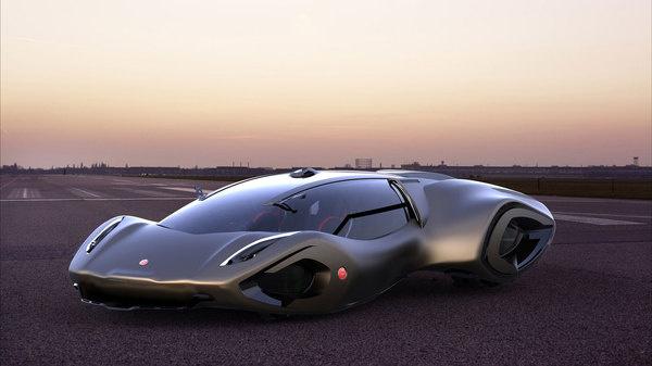 Bizzarrini Veleno #tech #amazing #modern #innovation #design #futuristic #gadget #ideas #craft #illustration #industrial #concept #art #cool