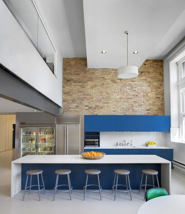 bruce bolander plastolux modern interior design office #workspace #office space #post #house