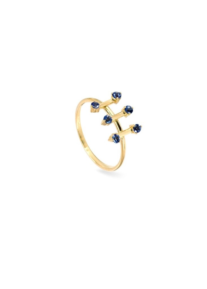 Parallèle Ring by SMITH/GREY