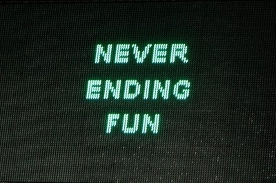 Thunder Disco Club #retro #pixels #typography
