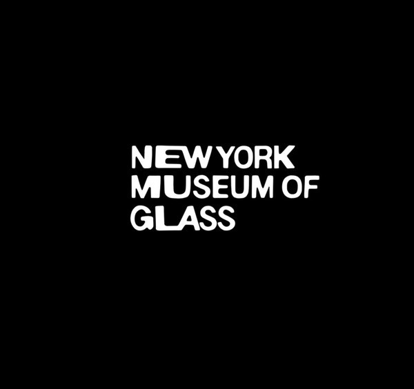 New York Museum of Glass Leo Porto #logo #branding