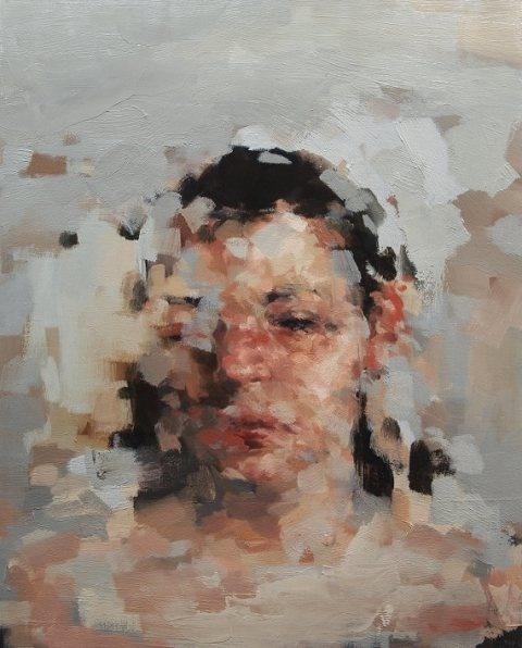 Kai Samuels-Davis   PICDIT #paintings #design #portrait #painting #art