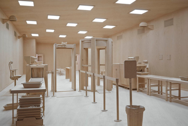 Technology and Trees: The Sculpture of Roxy Paine in main art Category #wood #sculpture #art