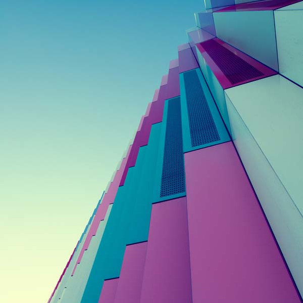 Munich Urban Architecture Photograph by Nick Frank #photography #architecture