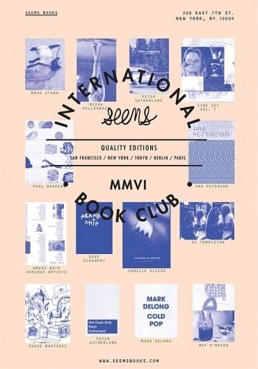 Seems Books : KIMBERLY SUTHERLAND #poster