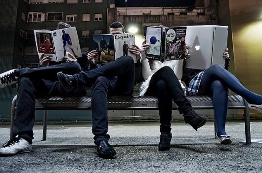 Flickr: Tu galería #night #macbook #photography
