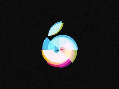 Light Apple #logo #fruit
