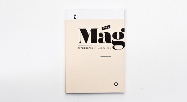 Zeitgenössisches Magazin Design