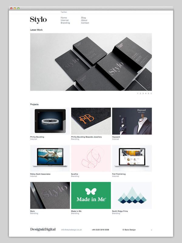 Stylo Design #site #design #website #layout #web