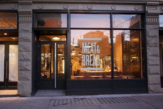 Glasfurd & Walker : Concept / Graphic Design / Art Direction : Vancouver, BC #branding #print #design #restaurant #identity #signage