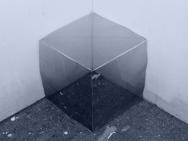 by samaharris.com #plastic #cube #installation