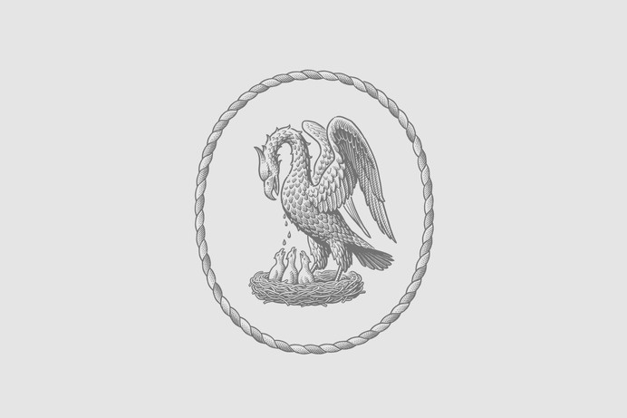 Inhouse Design #heraldry #illustration