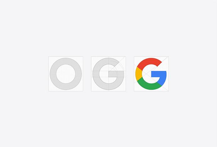 Google by Google Design #mark #construction