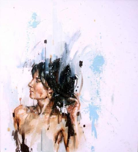 César Biojo   PICDIT #painting #paint #design #art