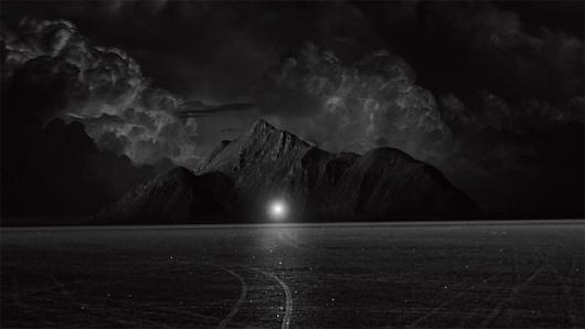 Yoann Lemoine #mountain #white #black #and