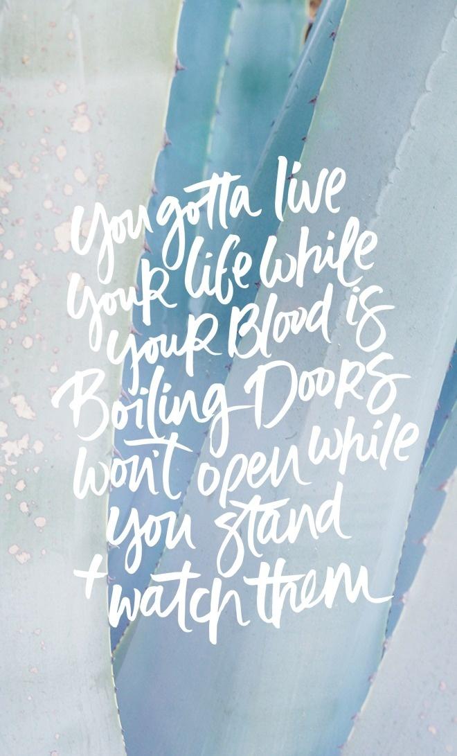 Cocorrina: LIVE YOUR LIFE