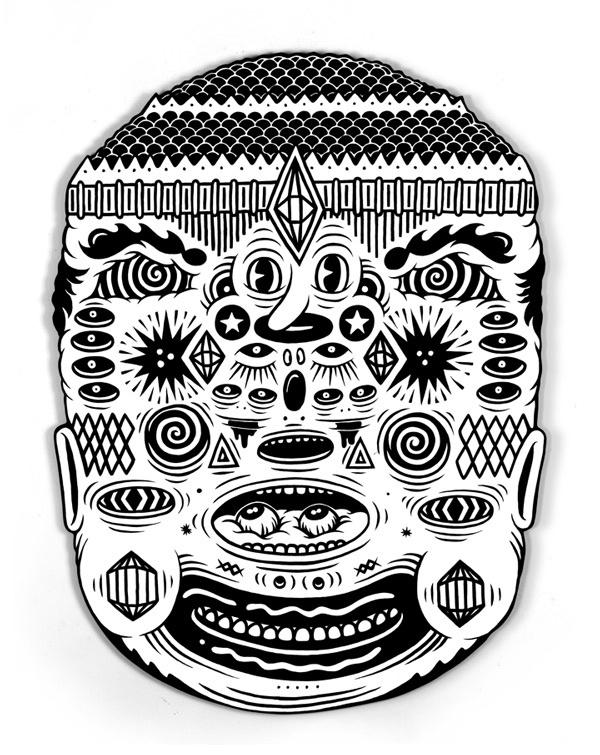 Freegums #blackwhite #design #illustration #freegusm #art #drawing