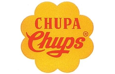 Chupa Chups Logo circa 1969 #design #brand #identity #vintage #logo