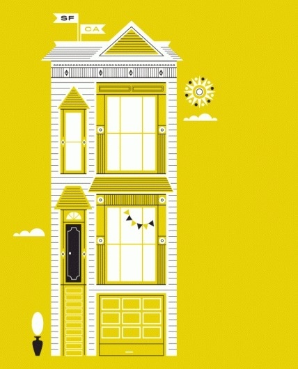 Eight Hour Day » Blog » San Francisco #illustration
