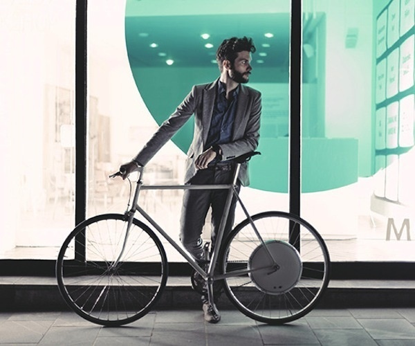 FlyKly Smart Wheel #gadget