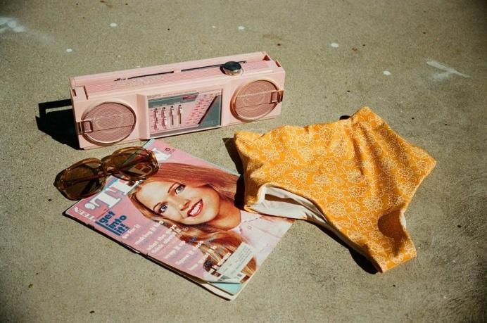 Fashion Lomography by Dana Trippe