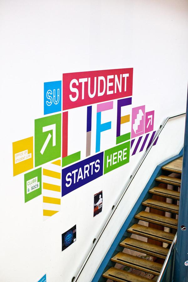 DCU Students' Union | Aad #design #graphic #branding