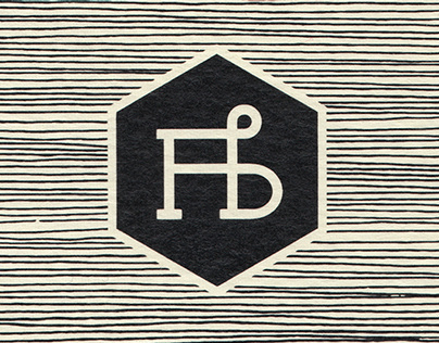 Personal Identity #letters #monogram #identity #logo #wordmark #typography