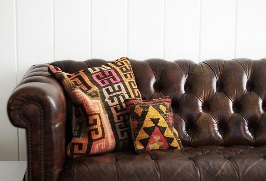 The Brick House #pillows