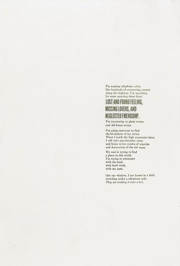 Abigael's Blog » Poem in Progress #poetry #letterpress