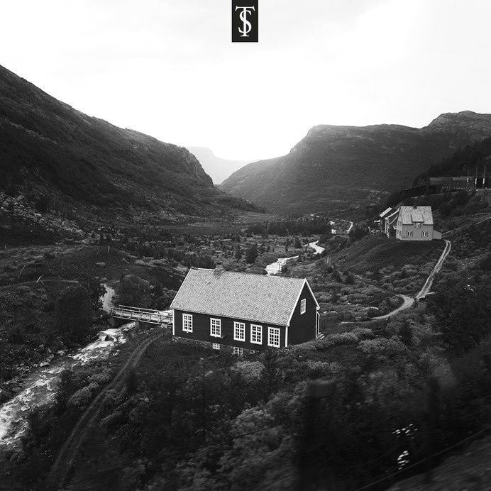 ON THE WAY TO BERGEN (NORWAY) 6. Day by orfeo lanz #blackwhite
