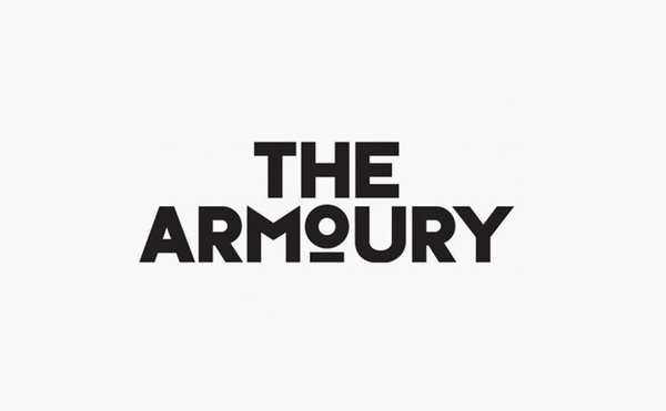 the armoury logo design #logo design
