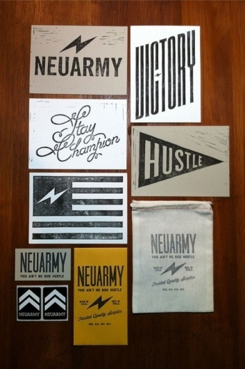 Graphic design inspiration | #470 | From up North