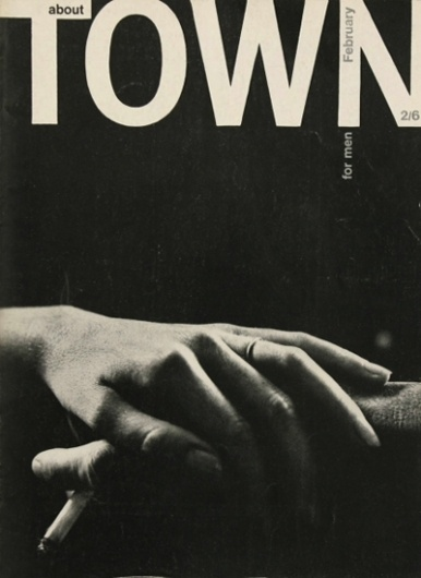 towncover1.jpg 400×548 pixels #cover #magazine