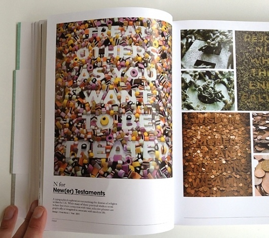 Creative Review - Are you a typoholic? #typoholic