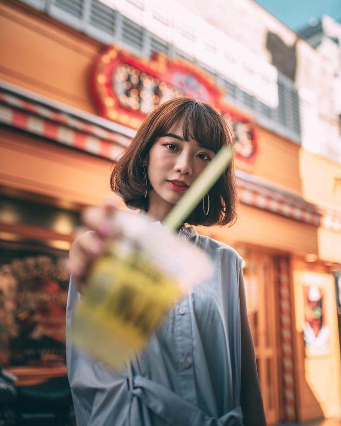 Moody Street Style Portrait Photography by Naoyuki Saikawa