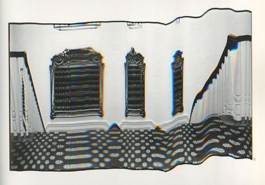 Jack Walsh #white #black #home #photography #colour #jack #art #and #warp #scan #walsh #work