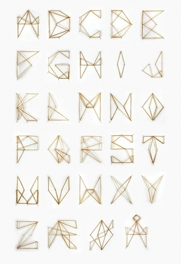 Elastic Font on Typography Served #font #typogrpahy