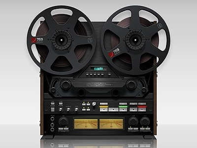 FFFFOUND! #design #black #record #industrial #sound #music