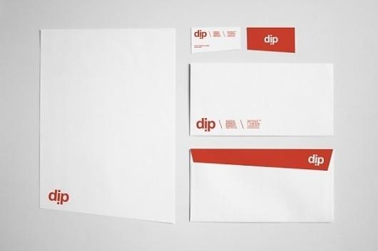 Asociación de Profesionales del Diseño y la Comunicación Publicitaria de la Región de Murcia | Sublima Comunicación #designers #sublima #association #corporate #identity #dip #murcia #logo #typography