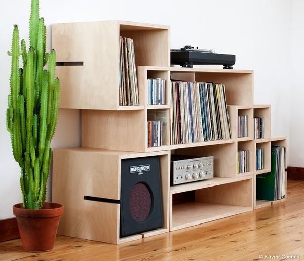 MoModul playable furniture #interior #furniture #design #shelf