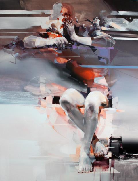 Robert Proch | PICDIT #abstract #design #painting #art