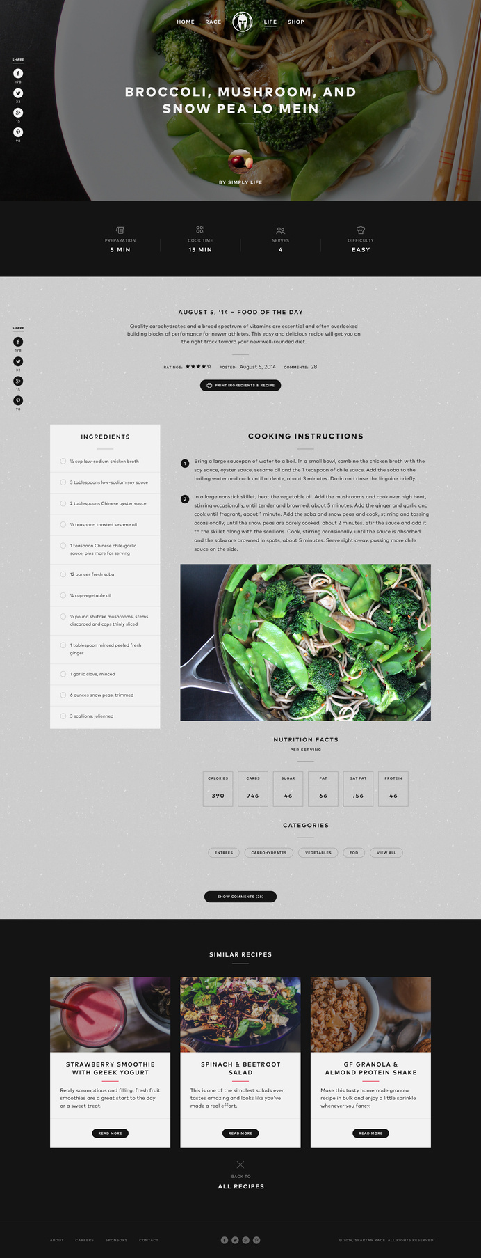 Article-nutrition #layout #cook #web #meal