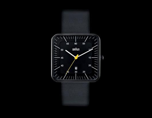 braun watch collection 2 on wanken
