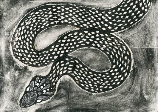 P1-Snake.jpg (JPEG Image, 1600×1133 pixels) #illustration #snake