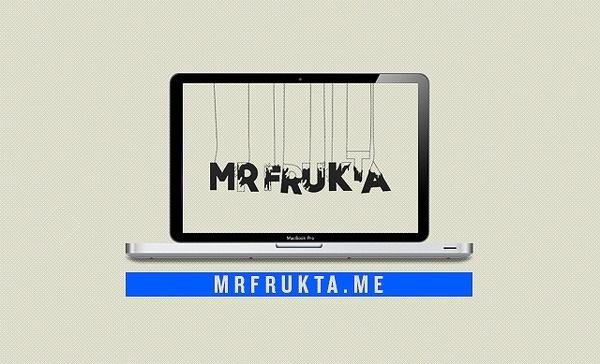 http://mrfrukta.me/ #site #portfolio #behance #mrfrukta #pro