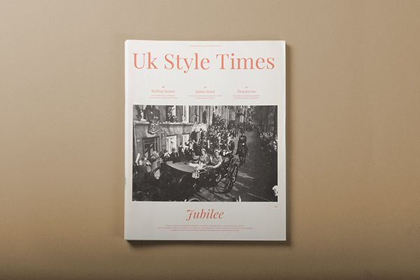 UK Style. Custom Publishing on Behance