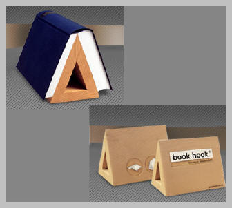 Book hook the new bookmark #make
