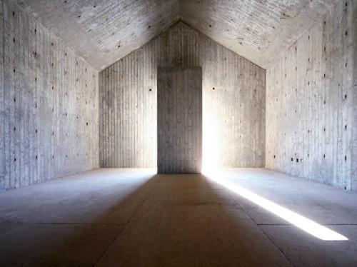 on something, glenproebstel: trumpetblower: zeroing:Â SHUHE... #concrete #light