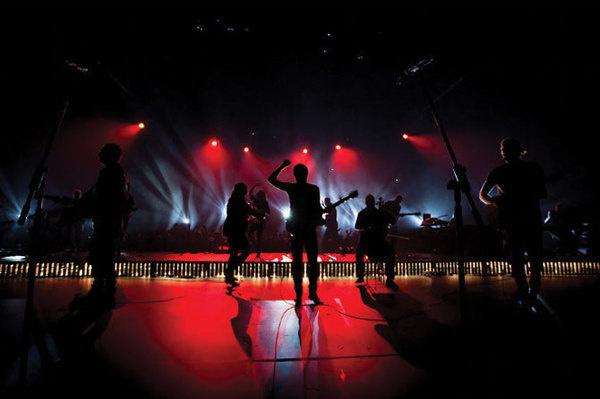Nathan Taylor | Production Designer #stage #event #design #lights #set #concert #production
