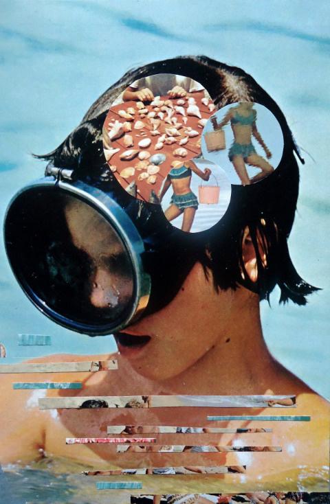Dessi Terzieva | PICDIT #design #collage #art